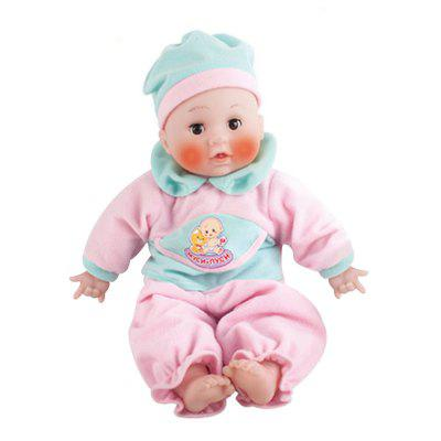 Pink Pants Blue Hat Medical Doll