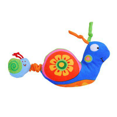Cloth Play Snail Pull Series