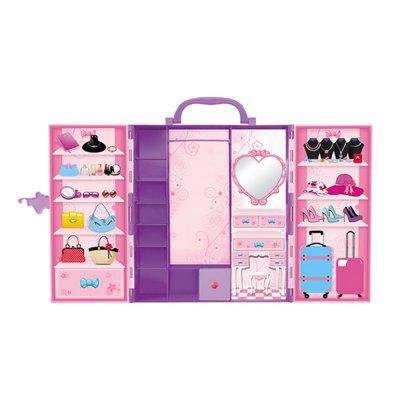 Mesdames Armoire Play House Jouets