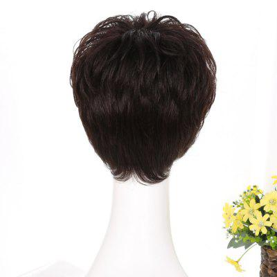 Black Real Human Fake with Bangs Short Curly Wigs for Women Men Hot Dyeable Brazilian Remy HairSynthetic Wigs<br>Black Real Human Fake with Bangs Short Curly Wigs for Women Men Hot Dyeable Brazilian Remy Hair<br><br>Advantage: Very Soft and Fashionable<br>Bang Type: Side<br>Can Be Permed: Yes<br>Cap Size: Adjustable<br>Gender: Female<br>Length: Short<br>Material: Low Temperature Fiber<br>Package Contents: 1 x wig<br>Package size (L x W x H): 1.00 x 1.00 x 1.00 cm / 0.39 x 0.39 x 0.39 inches<br>Package weight: 0.0500 kg<br>Style: Curly<br>Type: Full Wigs