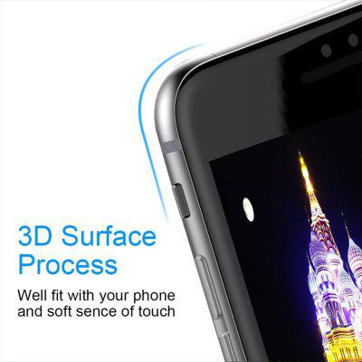 2PCS Screen Protector for IPhone7 Plus/8 Plus HD 3D Full Coverage High Clear Premium Tempered GlassIPhone Screen Protectors<br>2PCS Screen Protector for IPhone7 Plus/8 Plus HD 3D Full Coverage High Clear Premium Tempered Glass<br><br>Compatible Phone Brand: Apple iPhone<br>Features: Anti-oil, Protect Screen, High-definition, Anti fingerprint, Anti scratch<br>For: Cell Phone<br>Mainly Compatible with: iPhone 8 Plus, iPhone 7 Plus<br>Material: Tempered Glass<br>Package Contents: 2 x Protective Screen<br>Package size (L x W x H): 16.10 x 8.10 x 0.05 cm / 6.34 x 3.19 x 0.02 inches<br>Package weight: 0.0100 kg<br>Surface Hardness: 9H<br>Thickness: 0.3mm