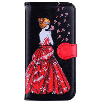 for Iphone X Covers The Cover of Mobile Phone Wallet and Phone SleeveiPhone Cases/Covers<br>for Iphone X Covers The Cover of Mobile Phone Wallet and Phone Sleeve<br><br>Color: Black,White,Blue,Gray,Wine red,Rose Madder<br>Compatible for Apple: iPhone X<br>Features: Cases with Stand, With Credit Card Holder, Anti-knock, Dirt-resistant, FullBody Cases<br>Material: PU Leather, TPU<br>Package Contents: 1 x Phone Case<br>Package size (L x W x H): 14.50 x 7.50 x 1.50 cm / 5.71 x 2.95 x 0.59 inches<br>Package weight: 0.0650 kg<br>Style: Cute, Contrast Color, Funny, Colorful, Beautiful Girl, Novelty, Sweet