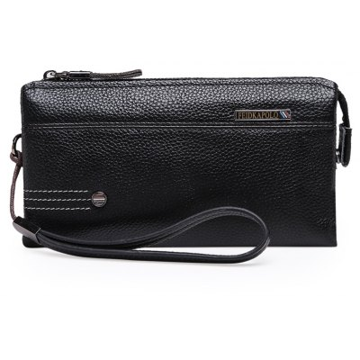 New Men'S Hand Bag Leather Clutch Bag Fashion Business Bulk Clutch Bags