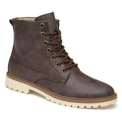 Four Seasons Composite Rubber Material Fashion Casual Martin Boots