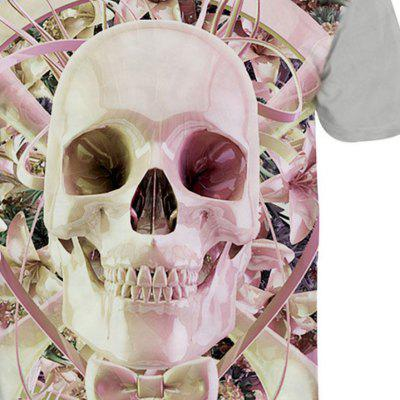 Summer Fashion Individuality Creative Butterfly Skull 3D Digital Printed Short-Sleeved T-Shirt Hot StyleMens T-shirts<br>Summer Fashion Individuality Creative Butterfly Skull 3D Digital Printed Short-Sleeved T-Shirt Hot Style<br><br>Collar: Round Neck, Round Neck<br>Material: Polyester, Polyester<br>Package Contents: 1xT-shirt, 1xT-shirt<br>Pattern Type: Skulls, Skulls<br>Sleeve Length: Short Sleeves, Short Sleeves<br>Style: Fashion, Fashion<br>Weight: 0.2000kg, 0.2000kg