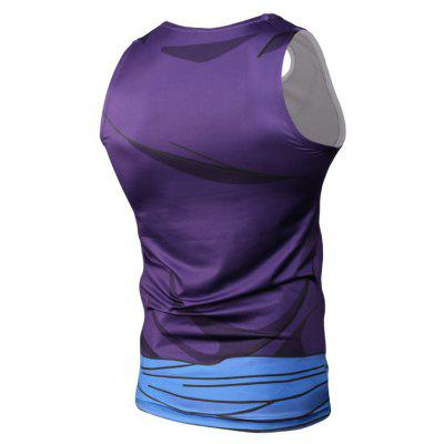 Fashion and Leisure Personality Creative Collision Color 3D Digital Print Vest Hot StyleMens Short Sleeve Tees<br>Fashion and Leisure Personality Creative Collision Color 3D Digital Print Vest Hot Style<br><br>Material: Polyester<br>Package Contents: 1xVest<br>Pattern Type: Print<br>Shirt Length: Regular<br>Style: Fashion<br>Weight: 0.2000kg