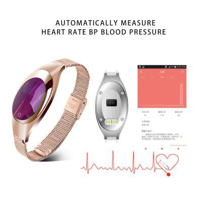 GIMTO Women Bracelet Smart Sport Watch Digital Waterproof Smartwatch Blood Pressure Heart Rate Monitor PedometerSmart Watches<br>GIMTO Women Bracelet Smart Sport Watch Digital Waterproof Smartwatch Blood Pressure Heart Rate Monitor Pedometer<br><br>Alarm group: 3<br>Alert type: Vibration<br>Band material: Stainless Steel<br>Bluetooth Version: Bluetooth 4.0<br>Case material: Metal<br>Colors: Black,Red,Blue<br>Compatability: IOS8.0/Android4.0<br>Compatible OS: IOS, Android<br>Functions: Sleep management, Measurement of heart rate, Notification of app, Incoming calls show, Pedometer, Date, Alarm Clock, Time<br>Language: English<br>Package Contents: 1xWatch 1xEnglish specification<br>Package size (L x W x H): 9.40 x 9.40 x 3.30 cm / 3.7 x 3.7 x 1.3 inches<br>Package weight: 0.1600 kg<br>People: Male table,Female table<br>Product size (L x W x H): 22.50 x 2.50 x 1.00 cm / 8.86 x 0.98 x 0.39 inches<br>Product weight: 0.0400 kg<br>Screen: Yes<br>Shape of the dial: Elliptical<br>Waterproof: Yes<br>Waterproof Rating: IP67