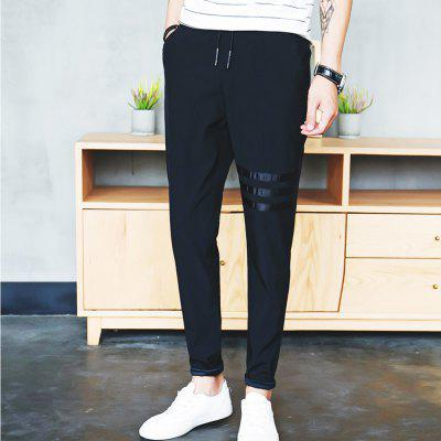 MenS Bodybuilding Pants TrendySports Clothing<br>MenS Bodybuilding Pants Trendy<br><br>Material: Polyester<br>Package Contents: 1 x Trousers<br>Pattern Type: Others<br>Weight: 0.2500kg