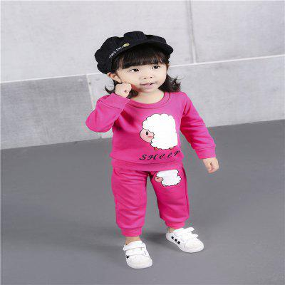Girl Spring Autumn Cartoon Pure Color Suit PantsGirls clothing sets<br>Girl Spring Autumn Cartoon Pure Color Suit Pants<br><br>Collar: Round Neck<br>Elasticity: Micro-elastic<br>Material: Cotton, Cotton Blend<br>Package Contents: 1XClothes pants<br>Pattern Type: Character<br>Shirt Length: Regular<br>Sleeve Length: Full<br>Style: Leisure<br>Weight: 0.2000kg