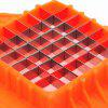 Stainless steel potato cutting device square slicers cut fries device - ORANGE