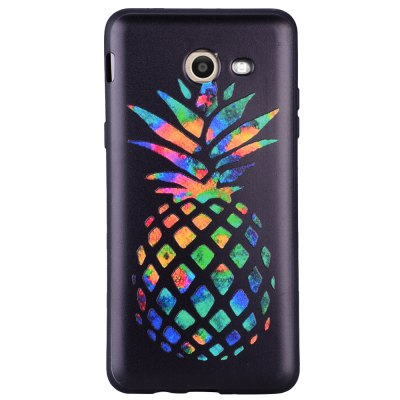Case For Samsung Galaxy J5 2017 J520 U.S. color Pineapple TPU Phone Case