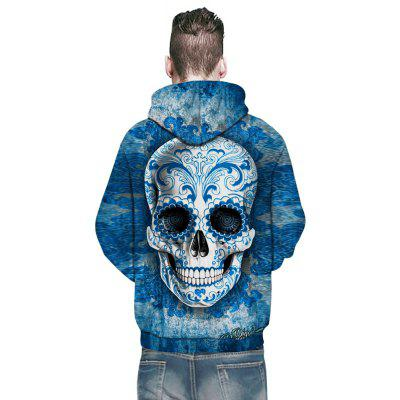 3d Digital Print Pullover Hoodie HoodedMens Hoodies &amp; Sweatshirts<br>3d Digital Print Pullover Hoodie Hooded<br><br>Fabric Type: Broadcloth<br>Material: Cotton, Polyester<br>Package Contents: 1 xHoodie<br>Shirt Length: Regular<br>Sleeve Length: Full<br>Style: Casual<br>Weight: 0.4000kg