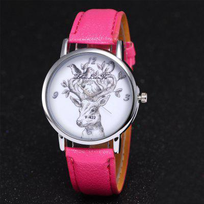 ZhouLianFa New Outdoor High-End Silver Dial Lychee Antlers Quartz WatchWomens Watches<br>ZhouLianFa New Outdoor High-End Silver Dial Lychee Antlers Quartz Watch<br><br>Band material: Leather<br>Band size: 23 x 2cm<br>Brand: ZhouLianFa<br>Case material: Alloy<br>Clasp type: Pin buckle<br>Dial size: 4 x 4 x 1cm<br>Display type: Analog<br>Movement type: Quartz watch<br>Package Contents: 1 x Watch<br>Package size (L x W x H): 12.00 x 8.00 x 9.00 cm / 4.72 x 3.15 x 3.54 inches<br>Package weight: 0.0600 kg<br>Product size (L x W x H): 23.00 x 4.00 x 1.00 cm / 9.06 x 1.57 x 0.39 inches<br>Product weight: 0.0300 kg<br>Shape of the dial: Round<br>Watch mirror: Mineral glass<br>Watch style: Casual, Fashion, Classic, Business, Retro, Lovely, Outdoor Sports, Childlike<br>Watches categories: Women,Female table<br>Water resistance: No