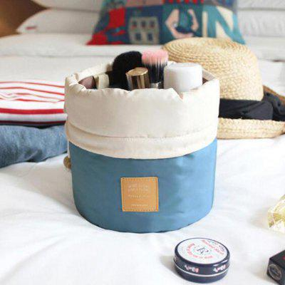 1Pc Large Capacity Waterproof Cylinder Wash BagStorage Bags<br>1Pc Large Capacity Waterproof Cylinder Wash Bag<br><br>Functions: Home, Travel, School, Office, Bedroom, Bathroom<br>Materials: Nylon<br>Package Contents: 1 x Storage Bag<br>Package Size(L x W x H): 18.00 x 24.00 x 2.00 cm / 7.09 x 9.45 x 0.79 inches<br>Package weight: 0.1000 kg<br>Types: Storage Bags
