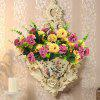 Fiori artificiali di Phoenixian Ball Flower Purpose Multi Purposes Flowers - CHAMPAGNE