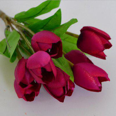 Artificial silk flowers lifesome tulip bouquet home decor simulation artificial silk flowers lifesome tulip bouquet home decor simulation flowers mightylinksfo