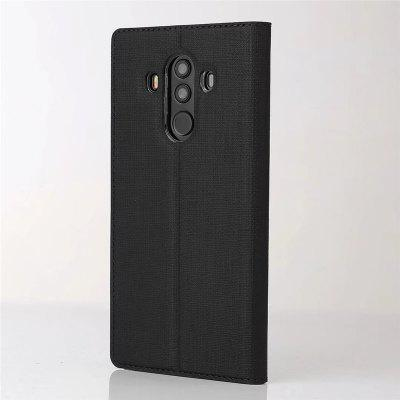 New Hot Style for HUAWEI Mate10 Pro Visual Screen Smart Wake Protection ShellCases &amp; Leather<br>New Hot Style for HUAWEI Mate10 Pro Visual Screen Smart Wake Protection Shell<br><br>Color: Black<br>Compatible Model: HUAWEI Mate10 pro<br>Features: Button Protector, Dirt-resistant, Anti-knock, With View Window, With Credit Card Holder, Cases with Stand, Full Body Cases, Auto Sleep/Wake Up<br>Mainly Compatible with: HUAWEI<br>Material: Carbon Fiber, Diving fabrics, Fiber, TPU, PU Leather, Nylon<br>Package Contents: 1 x Phone Case<br>Package size (L x W x H): 2.00 x 2.00 x 3.00 cm / 0.79 x 0.79 x 1.18 inches<br>Package weight: 0.0200 kg<br>Style: Stripe Pattern, Solid Color, Vintage, Vintage/Nostalgic Euramerican Style