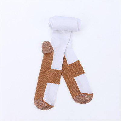 Nylon pressure sports socksWomens Socks &amp; Hosieries<br>Nylon pressure sports socks<br><br>Contents: 1xsocks(pair)<br>Gender: Unisex<br>Material: Nylon, Polyamide<br>Package size (L x W x H): 20.00 x 10.00 x 2.00 cm / 7.87 x 3.94 x 0.79 inches<br>Package weight: 0.0650 kg<br>Style: Sports<br>Type: Stockings