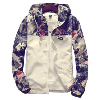 New Men'S Sports Jacket Casual Baseball Jacket