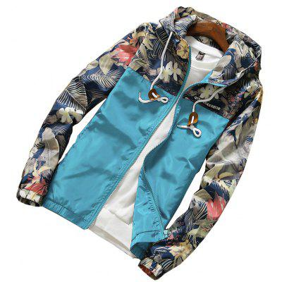 New MenS Sports Jacket Casual Baseball JacketMens Jackets &amp; Coats<br>New MenS Sports Jacket Casual Baseball Jacket<br><br>Clothes Type: Jackets<br>Collar: Hooded<br>Fabric Type: Broadcloth<br>Material: Cotton, Polyester<br>Package Contents: 1 x  Jacket<br>Season: Spring, Summer, Fall, Winter<br>Shirt Length: Long<br>Sleeve Length: Long Sleeves<br>Style: Casual<br>Weight: 0.3500kg