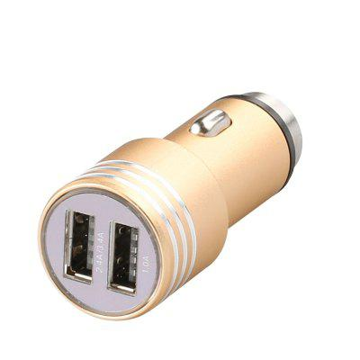 Metal Material 5V/2.1A Dual USB Car Charger with Safety HammerOther Car Gadgets<br>Metal Material 5V/2.1A Dual USB Car Charger with Safety Hammer<br><br>Apply To Car Brand: No,Golf,Acura,Aston Martin,Audi,Bentley,BMW,Bugatti,Buick,Cadillac,Chevrolet,Chrysler,Citroen,Daewoo,Dodge,Ferrari,Ford,GMC GMC,Honda,Hummer,Hyundai,Infiniti,Jaguar,Jeep,Kia,Lamborghini,Land Rover,Lex<br>Compatible with: Samsung Galaxy S7 G9300, Samsung Galaxy E7, Samsung Galaxy S7 Edge, mini 0903, Samsung Galaxy S7 Edge Plus, Samsung Galaxy S7 Plus, Samsung Galaxy S7 Mini, Samsung Galaxy J1, Samsung Galaxy Note 7, iPhone 7, iPhone 7 Plus, iPhone 6S Plu, mini 0806, Samsung Galaxy A8 A8000, Galaxy Note 3 Neo N7505, mini 0903 plus, HTC, Sony, Samsung Note 5, Samsung Galaxy S6 Edge Plus, Universal, iPhone 6, iPhone 6 Plus, iPhone 6S, iPhone 4/4S, iPhone 5C, iPhone 5S, mini 0905<br>Features: Portable<br>Material: Aluminum Alloy<br>Package Contents: 1 x Car Charger<br>Package size (L x W x H): 11.00 x 7.00 x 3.00 cm / 4.33 x 2.76 x 1.18 inches<br>Package weight: 0.0550 kg<br>Product size (L x W x H): 2.60 x 2.60 x 6.50 cm / 1.02 x 1.02 x 2.56 inches<br>Product weight: 0.0420 kg<br>Working Voltage: 5V