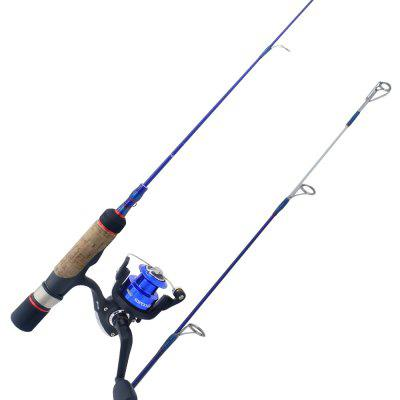 HONOREAL Hicepro Ice Fishing Rod and Reel Combo