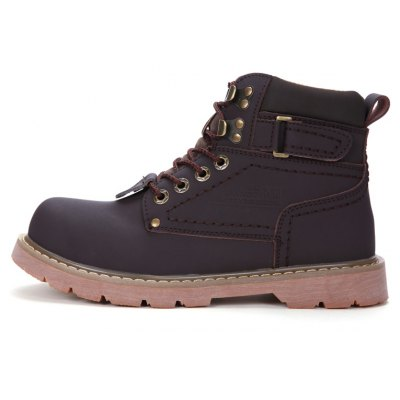 """Men Casual Trend for Fashion Outdoor Hiking Flat Climbing Ankle Leather  BootsMens Boots<br>Men Casual Trend for Fashion Outdoor Hiking Flat Climbing Ankle Leather  Boots<br><br>Boot Height: Ankle<br>Boot Type: Fashion Boots<br>Closure Type: Lace-Up<br>Embellishment: None<br>Gender: For Men<br>Heel Hight: Flat(0-0.5"""")<br>Heel Type: Flat Heel<br>Outsole Material: Rubber<br>Package Contents: 1x shoes pair<br>Pattern Type: Solid<br>Season: Winter<br>Toe Shape: Round Toe<br>Upper Material: Leather<br>Weight: 1.2000kg"""