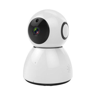 1080P WiFi IP Camera Wireless Support AWS Amazon Web Services Cloud Storage Pan Tilt Night Vision 2 Way Audio MonitorIP Cameras<br>1080P WiFi IP Camera Wireless Support AWS Amazon Web Services Cloud Storage Pan Tilt Night Vision 2 Way Audio Monitor<br><br>APP Language: German<br>Audio Input: Built-in mic.<br>Audio Output: Built-in speaker<br>Backlight Compensation: Auto<br>Brightness: Support<br>Compatible Operation Systems: Windows 7,Windows 8,Windows 10,Microsoft Windows 98/ ME /2000/ XP,Android,IOS<br>Connection: Wireless<br>Electronic Shutter: Support<br>Exterior Material: Plastic<br>Features: HD<br>FOV: 56.14 degree<br>Image Adjustment: Brightness,Contrast,Color saturation<br>Interface: TF Card Slot<br>IP camera performance: White Balance, Remote Control, Motion Detection, Night Vision, Support video control, Real-time video capture and recording, Screenshot, Interphone, Backlight Compensation<br>IP Mode: Dynamic IP address<br>Language: English,French,Spanish,Portuguese,Russian,German,Italian,Japanese,Chinese,Korean,Simplified/TraditionalChinese<br>Local-storage: Micro SD card up to 64GB<br>Maximum Monitoring Range: 10<br>Mobile Access: iPad,Android,iPhone OS<br>Model: IPC-GX1<br>Motion Alarm: Support<br>Motion Detection Distance: 5<br>Network Port: RJ-45<br>Online Visitor (Max.): 4<br>Operate Temperature (?): -10 - 50<br>Package Contents: 1 x Camera, 1 x English User Manual, 1 x Power Supply, 1 x Bracket<br>Package size (L x W x H): 14.70 x 13.00 x 9.40 cm / 5.79 x 5.12 x 3.7 inches<br>Package weight: 0.3600 kg<br>Product size (L x W x H): 8.30 x 8.30 x 11.80 cm / 3.27 x 3.27 x 4.65 inches<br>Product weight: 0.2100 kg<br>Protocol: HTTP,SMTP,DHCP,DDNS,UPNP,TCP,IP,MUTP<br>Resolution: 1920 ? 1080<br>Safety: WEP, WPA, WPA2 encryption<br>Shape: Mini Camera<br>Technical Feature: WiFi, Pan Tilt Zoom<br>Video Compression Format: H.264<br>Video Resolution: 1080P<br>Waterproof: No<br>White Balance: Auto<br>WiFi Distance: 10<br>Wireless: WiFi 802.11 b/g/n<br>Working Voltage: DC5V