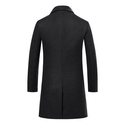 Mens Trench Coat Turn Down Collar Slim Button Opening Fashion CoatMens Jackets &amp; Coats<br>Mens Trench Coat Turn Down Collar Slim Button Opening Fashion Coat<br><br>Closure Type: Single Breasted<br>Clothes Type: Trench<br>Collar: Turn-down Collar<br>Color Style: Solid<br>Colors: Black,Gray,Cadetblue<br>Decoration: Pattern<br>Detachable Part: None<br>Fabric Type: Polyester<br>Hooded: No<br>Lining Material: Polyester<br>Materials: Cotton<br>Package Content: 1 ? Coat<br>Package size (L x W x H): 1.00 x 1.00 x 1.00 cm / 0.39 x 0.39 x 0.39 inches<br>Package weight: 0.5200 kg<br>Pattern Type: Others<br>Shirt Length: Regular<br>Size1: M,L,XL,2XL,3XL<br>Sleeve Style: Regular<br>Style: Fashion<br>Technics: Other<br>Thickness: Medium thickness<br>Type: Slim