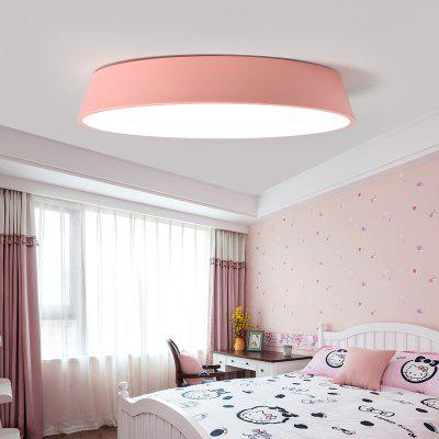 MY1538 - 64W - WJ Promise Dimming Ceiling Lamp AC 220VFlush Ceiling Lights<br>MY1538 - 64W - WJ Promise Dimming Ceiling Lamp AC 220V<br><br>Battery Included: Yes,Preloaded<br>Certifications: CE,RoHs<br>Color Temperature or Wavelength: 2800-6500K<br>Dimmable: Yes<br>Features: Dinmable<br>Fixture Height ( CM ): 5CM<br>Fixture Length ( CM ): 52CM<br>Fixture Material: Plastic,Metal<br>Fixture Width ( CM ): 52CM<br>Light Source Color: Warm White,Cold White,Stepless Dimming<br>Package Contents: 1 x Ceiling Lamp, 1 x Remote Control, 2 x AA Battery, 1 x English User Manual, 4 x Screw, 4 x Colloidal Particle , 1 x remote control manual<br>Package size (L x W x H): 60.00 x 60.00 x 18.00 cm / 23.62 x 23.62 x 7.09 inches<br>Package weight: 4.8000 kg<br>Product size (L x W x H): 52.00 x 52.00 x 5.00 cm / 20.47 x 20.47 x 1.97 inches<br>Product weight: 4.0000 kg<br>Shade Material: Plastic<br>Stepless Dimming: Yes<br>Style: LED, Modern/Contemporary, Chic &amp; Modern, Simple Style<br>Suggested Room Size: 20 - 30?<br>Suggested Space Fit: Living Room,Bedroom,Dining Room,Office,Cafes,Indoors,Study Room<br>Type: Semi-Flushmount Lights<br>Voltage ( V ): AC220