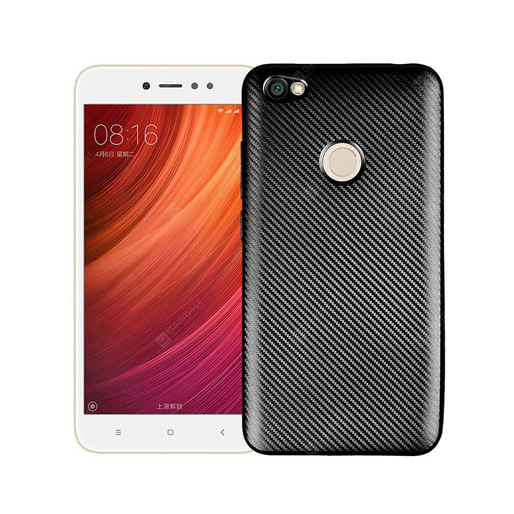 Custodia morbida in fibra di carbonio per Xiaomi Redmi Note 5A 32GB