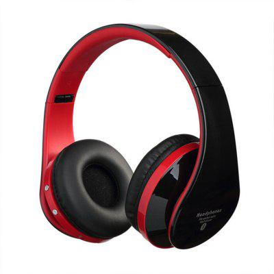Fashion Foldable Wireless Stereo Casque Audio Bluetooth Headset  for Computer and Mobile PhoneBluetooth Headphones<br>Fashion Foldable Wireless Stereo Casque Audio Bluetooth Headset  for Computer and Mobile Phone<br><br>Audio: Stereo<br>Battery Capacity (mAh): 400mAh<br>Bluetooth protocol: A2DP,AVRCP,HSP<br>Bluetooth Version: 4.0<br>Chargeing Time: 3h<br>Function: Voice control, Multipoint connection, Phone call answering, Song switch, Support music<br>Package Contents: 1 x Headset , 1 x USB Charging Cable , 1 x Audio Cable<br>Package size (L x W x H): 16.50 x 9.00 x 15.00 cm / 6.5 x 3.54 x 5.91 inches<br>Package weight: 5.0000 kg<br>Product weight: 0.3000 kg<br>Talking Time: 10h<br>Transmission range: 10 meters<br>Usage mode: Head-mounted, Hang ear type, Earphone, Other