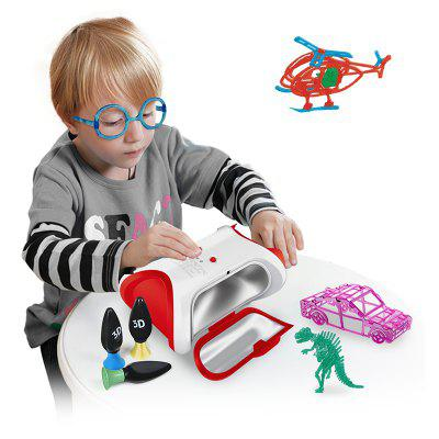 Kid's 3D DIY Forming Machine Creative Mini DIY Toy