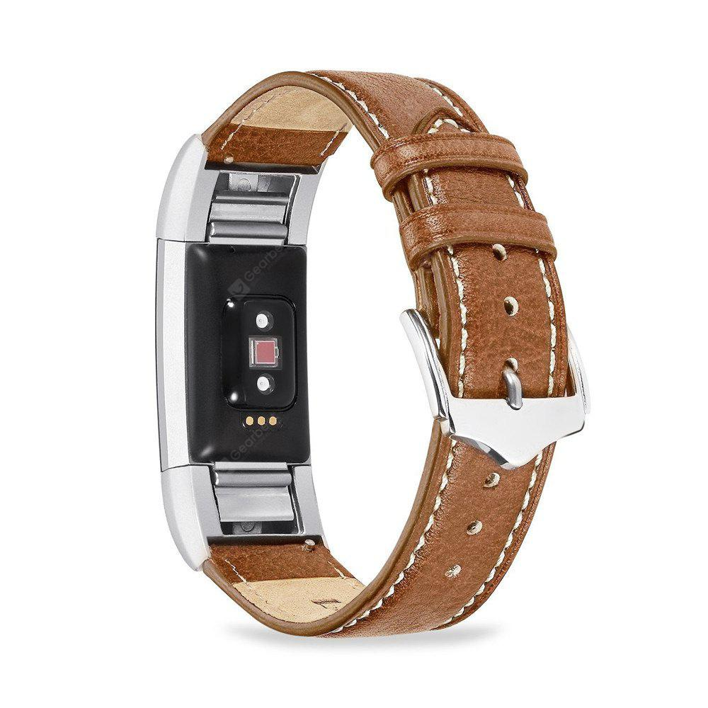Benuo for Fitbit Charge 2 Genuine Leather