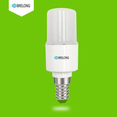 BRELONG E14 LED Corn Light Bulb 3LED 3W AC 85 - 265VGlobe bulbs<br>BRELONG E14 LED Corn Light Bulb 3LED 3W AC 85 - 265V<br><br>Brand: BRELONG<br>Color Temperature or Wavelength: 6000-6500<br>Connection: E14<br>Connector Type: E14<br>Dimmable: No<br>Features: Light Control<br>Initial Lumens ( lm ): 200<br>LED Beam Angle: 360 Degree<br>LED Quantity: 3<br>Lifetime ( h ): More Than  30000<br>Material: PC<br>Package Contents: 1 x  LED Corn Light<br>Package size (L x W x H): 11.50 x 4.00 x 4.00 cm / 4.53 x 1.57 x 1.57 inches<br>Package weight: 0.0810 kg<br>Primary Application: Bathroom,Bedroom,Children Room,Everyday Use,Home Decoration,Home or Office,Living Room,Living Room or Dining Room,Residential<br>Product size (L x W x H): 10.50 x 3.80 x 3.80 cm / 4.13 x 1.5 x 1.5 inches<br>Product weight: 0.0650 kg<br>Type: LED Corn Lights<br>Voltage: 85-265V<br>Wattage: 3W