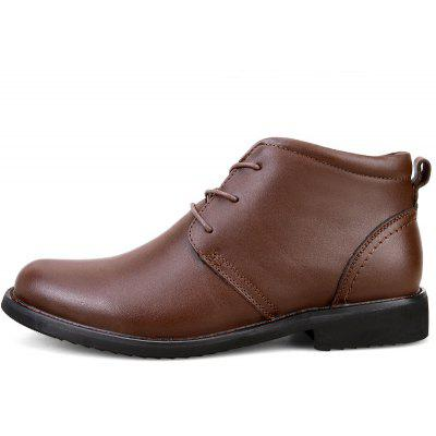 Four Seasons MenS First Layer of Leather Business BootsMens Boots<br>Four Seasons MenS First Layer of Leather Business Boots<br><br>Available Size: 38 39 40 41 42 43 44 45<br>Closure Type: Lace-Up<br>Embellishment: Fur<br>Gender: For Men<br>Outsole Material: Plastic<br>Package Contents: 1xshoes(pair)<br>Pattern Type: Solid<br>Season: Summer, Winter, Spring/Fall<br>Toe Shape: Round Toe<br>Toe Style: Closed Toe<br>Upper Material: Full Grain Leather<br>Weight: 1.6896kg