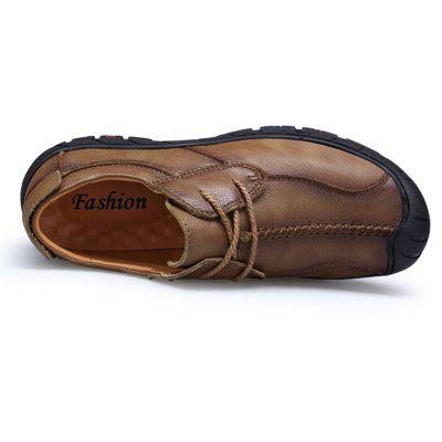 Season of Leather Rubber Men Leisure ShoesMen's Oxford<br>Season of Leather Rubber Men Leisure Shoes<br><br>Available Size: 38 39 40 41 42 43 44<br>Closure Type: Lace-Up<br>Embellishment: Fur<br>Gender: For Men<br>Outsole Material: Rubber<br>Package Contents: 1xshoes(pair)<br>Pattern Type: Solid<br>Season: Summer, Winter, Spring/Fall<br>Toe Shape: Round Toe<br>Toe Style: Closed Toe<br>Upper Material: Full Grain Leather<br>Weight: 1.6896kg