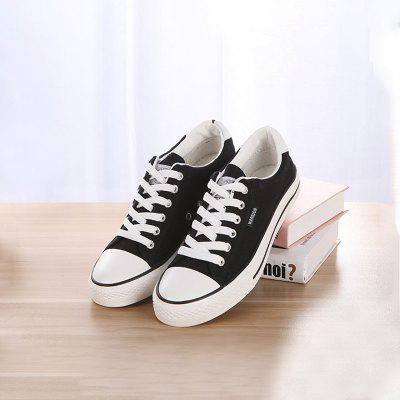 Warrior MenS Sneakers Lacing Waterproof Fashion SneakersMen's Sneakers<br>Warrior MenS Sneakers Lacing Waterproof Fashion Sneakers<br><br>Available Size: 35-44<br>Closure Type: Lace-Up<br>Embellishment: None<br>Gender: Unisex<br>Outsole Material: Rubber<br>Package Contents: 1 x  pair of shoes<br>Pattern Type: Others<br>Season: Spring/Fall, Summer, Winter<br>Toe Shape: Round Toe<br>Toe Style: Closed Toe<br>Upper Material: Canvas<br>Weight: 1.3167kg