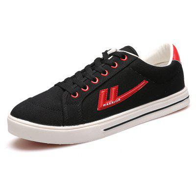 Warrior WomenS Sneakers Lacing Fashion Classic All Match SneakersMen's Sneakers<br>Warrior WomenS Sneakers Lacing Fashion Classic All Match Sneakers<br><br>Available Size: 35-44<br>Closure Type: Lace-Up<br>Embellishment: None<br>Gender: Unisex<br>Outsole Material: Rubber<br>Package Contents: 1 x  pair of shoes<br>Pattern Type: Others<br>Season: Spring/Fall, Summer, Winter<br>Toe Shape: Round Toe<br>Toe Style: Closed Toe<br>Upper Material: Canvas<br>Weight: 1.3167kg