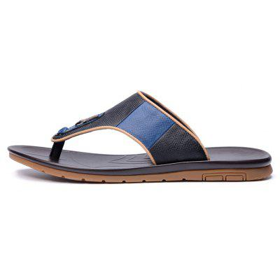 HighQualityClassicalDesignGenuineCowLeatherSummerMenFlipFlopSlipperMens Slippers<br>HighQualityClassicalDesignGenuineCowLeatherSummerMenFlipFlopSlipper<br><br>Available Size: 38 39 40 41 42 43<br>Embellishment: None<br>Gender: For Men<br>Outsole Material: PU<br>Package Contents: 1xShoes(pair)<br>Pattern Type: Others<br>Season: Summer<br>Slipper Type: Outdoor<br>Style: Leisure<br>Upper Material: Genuine Leather<br>Weight: 1.9448kg