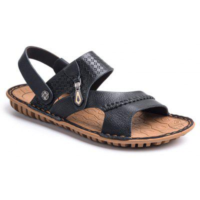 Hot Sale Flat Sandals Men'S Summer Beach Shoes Disposable Slippers