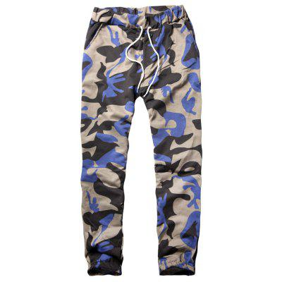 Winter Fashion Youth Men'S Slacks