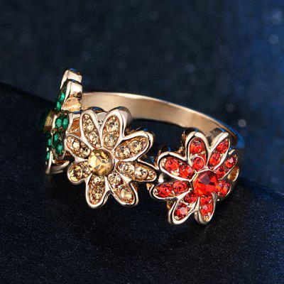 Fashion Flower Charm Womens Finger Ring JewelryRings<br>Fashion Flower Charm Womens Finger Ring Jewelry<br><br>Gender: For Women<br>Occasion: Party<br>Package Content: 1 x ring<br>Package size (L x W x H): 2.00 x 1.00 x 1.00 cm / 0.79 x 0.39 x 0.39 inches<br>Package weight: 0.0100 kg<br>Product size (L x W x H): 1.80 x 0.60 x 0.20 cm / 0.71 x 0.24 x 0.08 inches<br>Product weight: 0.0090 kg<br>Ring Size (US Size): 7,6,8,9