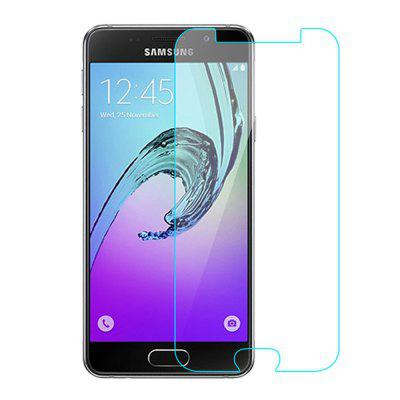 Buy TRANSPARENT 2.5D 9H 0.3mm Tempered Glass Screen Protector for Samsung Galaxy A5 2016 A510F A5100 Protective Film for $2.44 in GearBest store