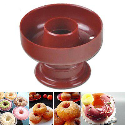 Donuts die mold plastic hollow cake bread biscuits stamp model biscuit cutter cookie cutters