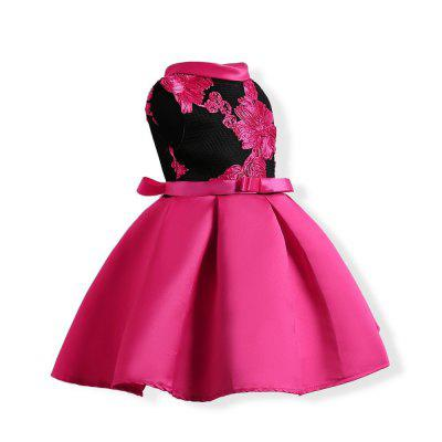 Dress Kids Floral Dresses for Girls Princess Flower embroidered Dress for Wedding Party Events WearGirls dresses<br>Dress Kids Floral Dresses for Girls Princess Flower embroidered Dress for Wedding Party Events Wear<br><br>Dresses Length: Knee-Length<br>Material: Cotton<br>Package Contents: 1 x dress<br>Pattern Type: Floral<br>Silhouette: Ball Gown<br>Style: Vintage<br>Weight: 0.4000kg<br>With Belt: No