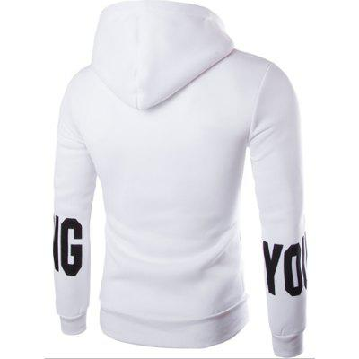 MenS New Fashion Digital 4 English YOUNG Printing Design HoodiesMens Hoodies &amp; Sweatshirts<br>MenS New Fashion Digital 4 English YOUNG Printing Design Hoodies<br><br>Hoodies: None<br>Material: Cotton, Cotton Blends<br>Package Contents: 1x Hoodies<br>Shirt Length: Regular<br>Sleeve Length: Full<br>Style: Fashion<br>Weight: 0.3800kg