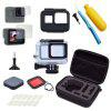 Camera Accessories Kit for GoPro Hero 6 / 5 - BLACK