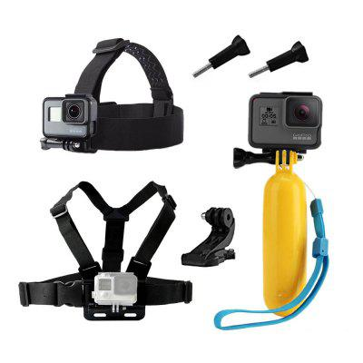 Accessories Chest Head Mount Belt Strap for GoPro hero 4/5/6/SJCAM/SJ4000/SJ5000/SJ5000X for GoPro Action Camera