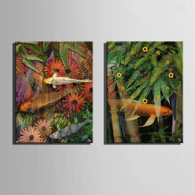 Special Design Frame Paintings Little goldfish Print 2PCSPrints<br>Special Design Frame Paintings Little goldfish Print 2PCS<br><br>Craft: Print<br>Form: Two Panels<br>Material: Canvas<br>Package Contents: 2 x Print<br>Package size (L x W x H): 62.00 x 43.00 x 3.50 cm / 24.41 x 16.93 x 1.38 inches<br>Package weight: 1.3000 kg<br>Painting: Include Inner Frame<br>Product size (L x W x H): 60.00 x 40.00 x 1.50 cm / 23.62 x 15.75 x 0.59 inches<br>Product weight: 1.2000 kg<br>Shape: Vertical Panoramic<br>Style: Vintage, Fashion, Active, Formal, Casual, Novelty<br>Subjects: Fashion<br>Suitable Space: Indoor,Outdoor,Cafes,Kids Room,Kids Room,Study Room / Office